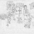 Hoop dreams by Sitzroyclark