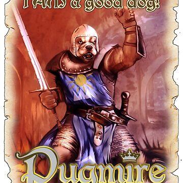 Pugmire: Sergeant Leo Bulldog  by TheOnyxPath