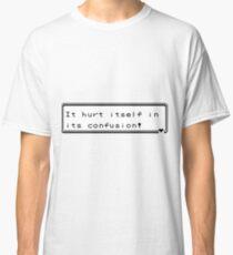 Pokemon Verwirrung Classic T-Shirt