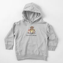 You Remind me of the Babe Toddler Pullover Hoodie