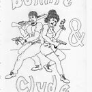 Bonnie and Clyde by Sitzroyclark