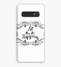 Lit Happens Case/Skin for Samsung Galaxy