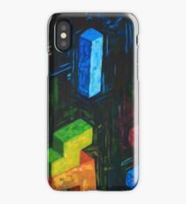 Tetris Tribute iPhone Case/Skin