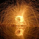 Painting with Light - Fireworks by mia-scott