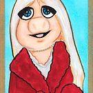 Miss Piggy  by Thochrein