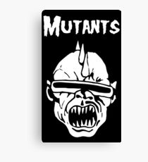 Mutants Fiend Club Canvas Print