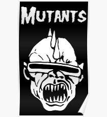Mutants Fiend Club Poster