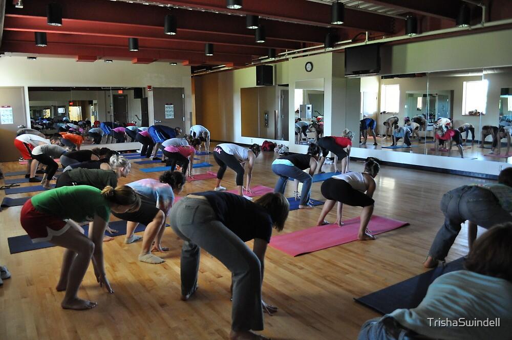 Yoga #3 by TrishaSwindell