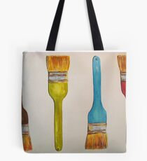 Ready to Paint ! Tote Bag