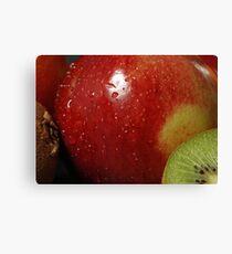 Fruit Close Up Canvas Print