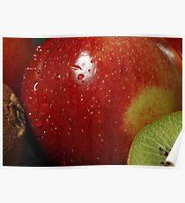 Fruit Close Up Poster