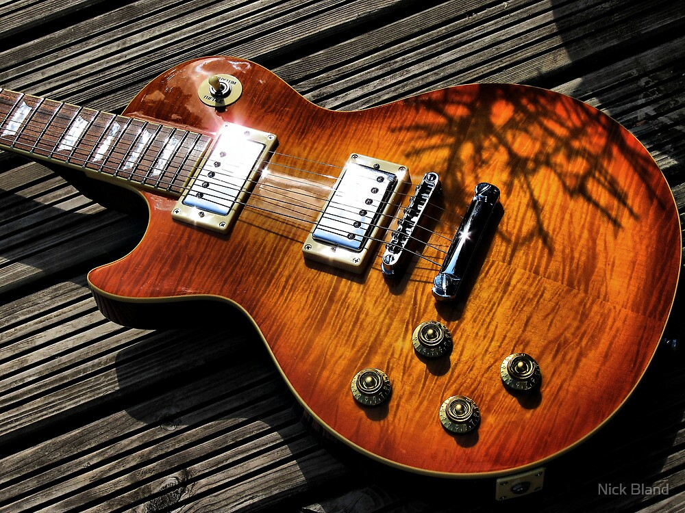 Sicilian Flametop by Nick Bland
