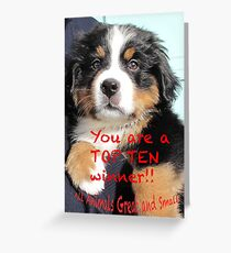 TopTen-Banner Greeting Card