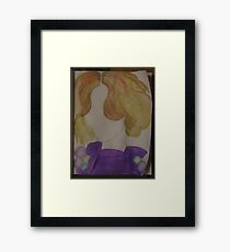 3 AM Framed Print