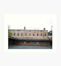 Beechworth Art Print
