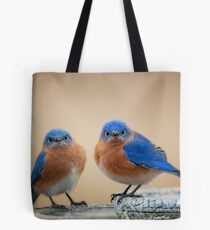 Grumpy Little Men Tote Bag