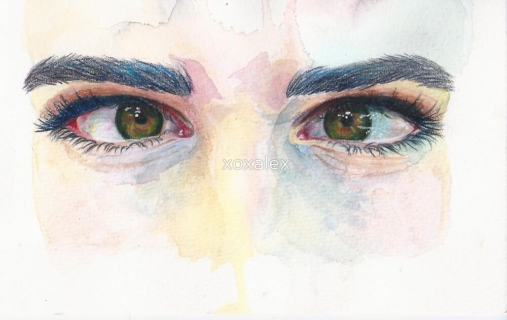 Eyes I by xoxalex