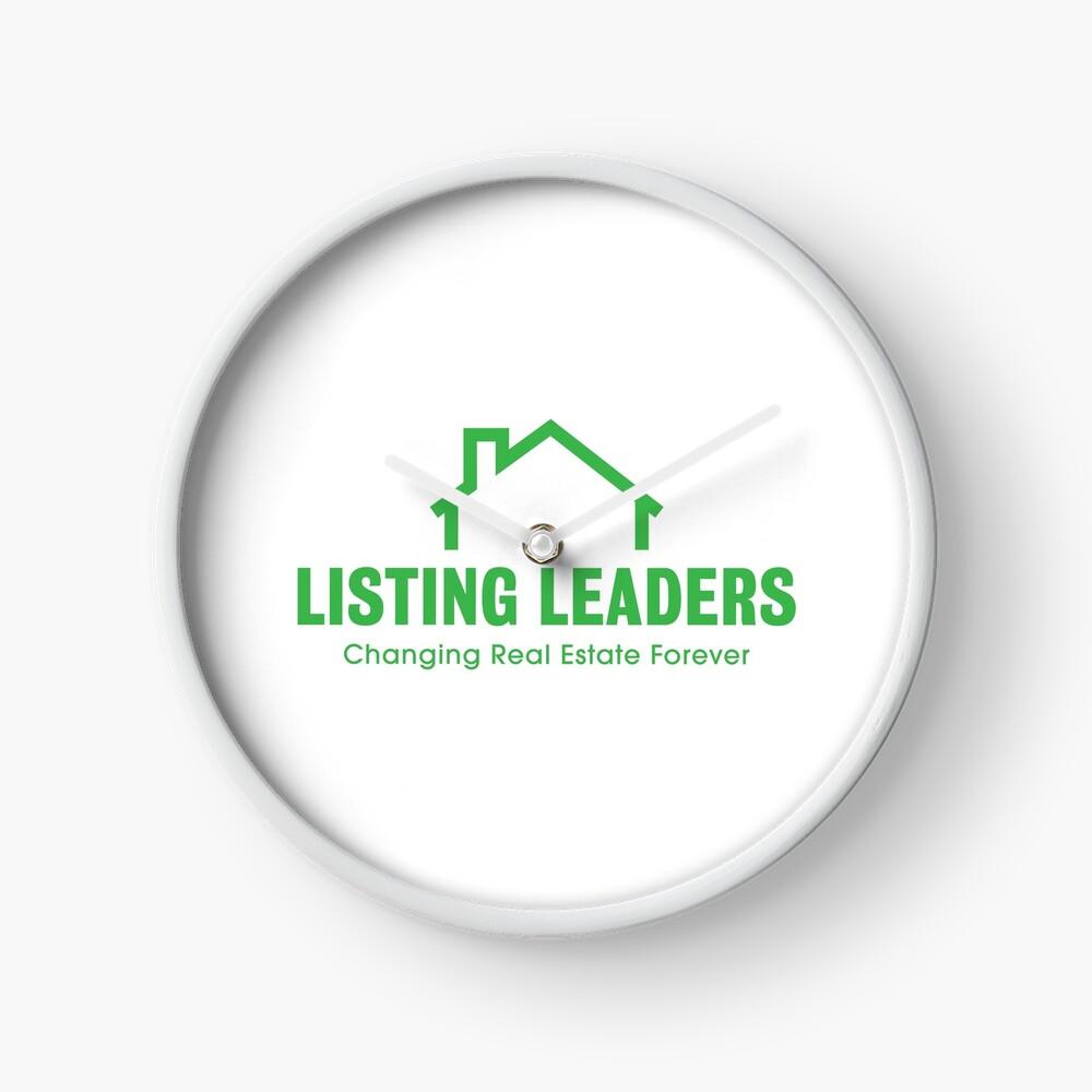 Listing Leaders Clock Clock