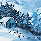 A Home in the Mountains * by James Lewis Hamilton