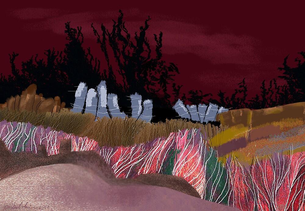 """Dawn Travelers""  by Patrice Baldwin"