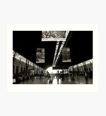 Estacion Del Norte Art Print