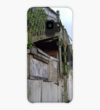 bridge over a.. shed? Case/Skin for Samsung Galaxy