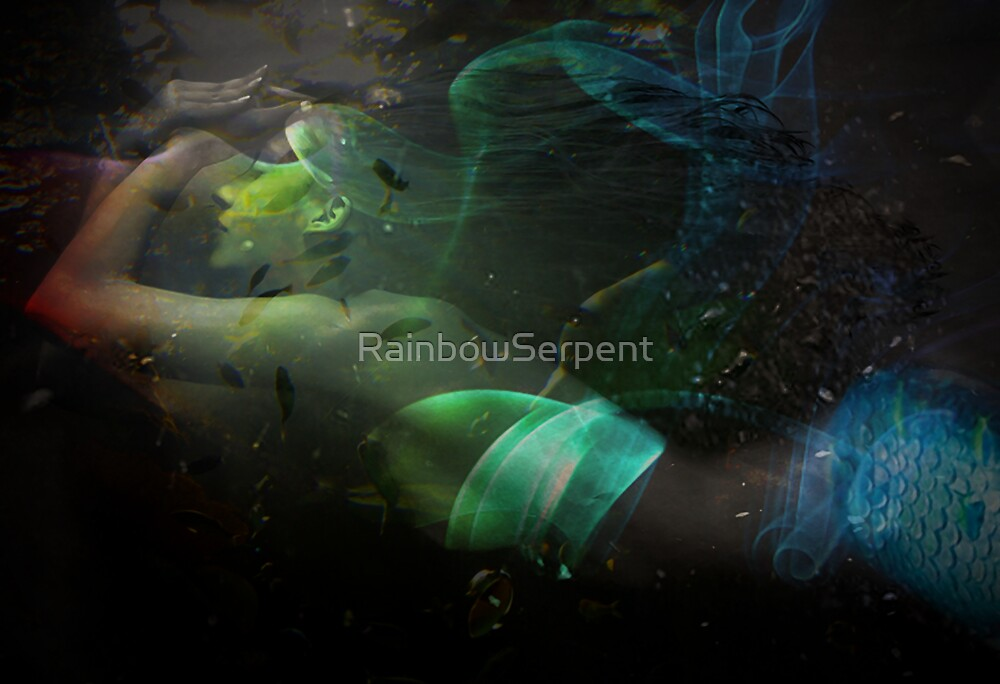 Goddess of the Sea by RainbowSerpent