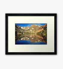 Lake Isabelle Framed Print