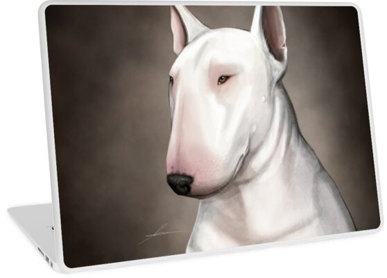 Bull Terrier by SessaV