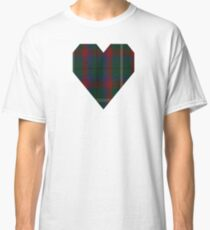 00341 Mayo County District Tartan Classic T-Shirt