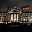 Reichstag by KChisnall