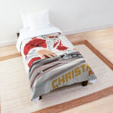 Santa Claus Christmas Party Comforter