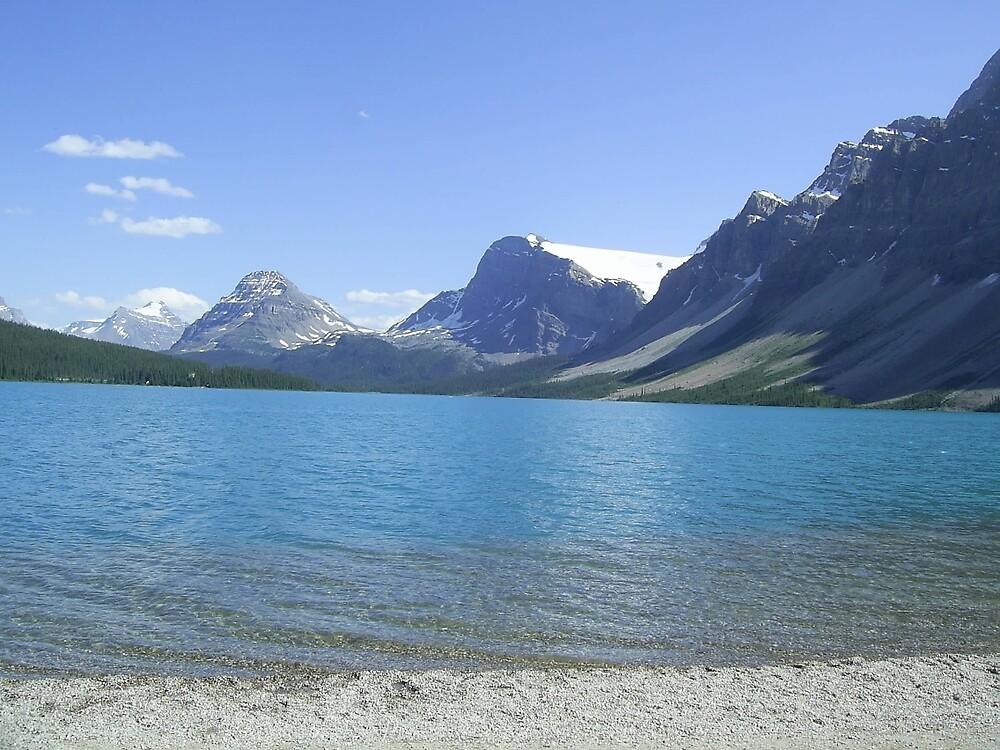 Banff, Alberta, Canada by sbrosszell