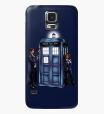 The Agents have the Phone Box Case/Skin for Samsung Galaxy