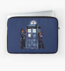 The Agents have the Phone Box Laptop Sleeve