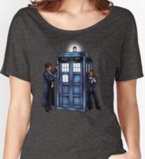 Die Agenten haben die Telefonbox Loose Fit T-Shirt