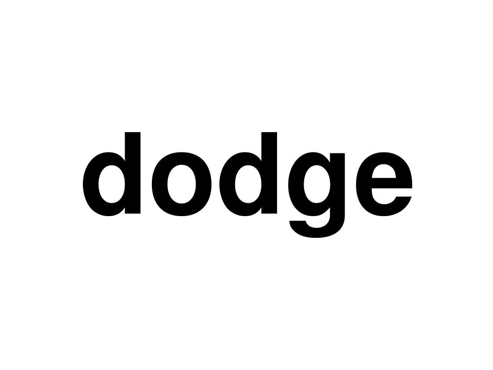 dodge by ninov94