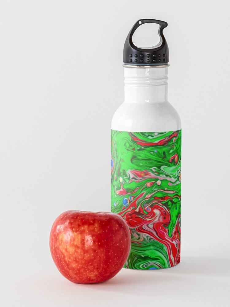 Alternate view of Abstraction #C Water Bottle
