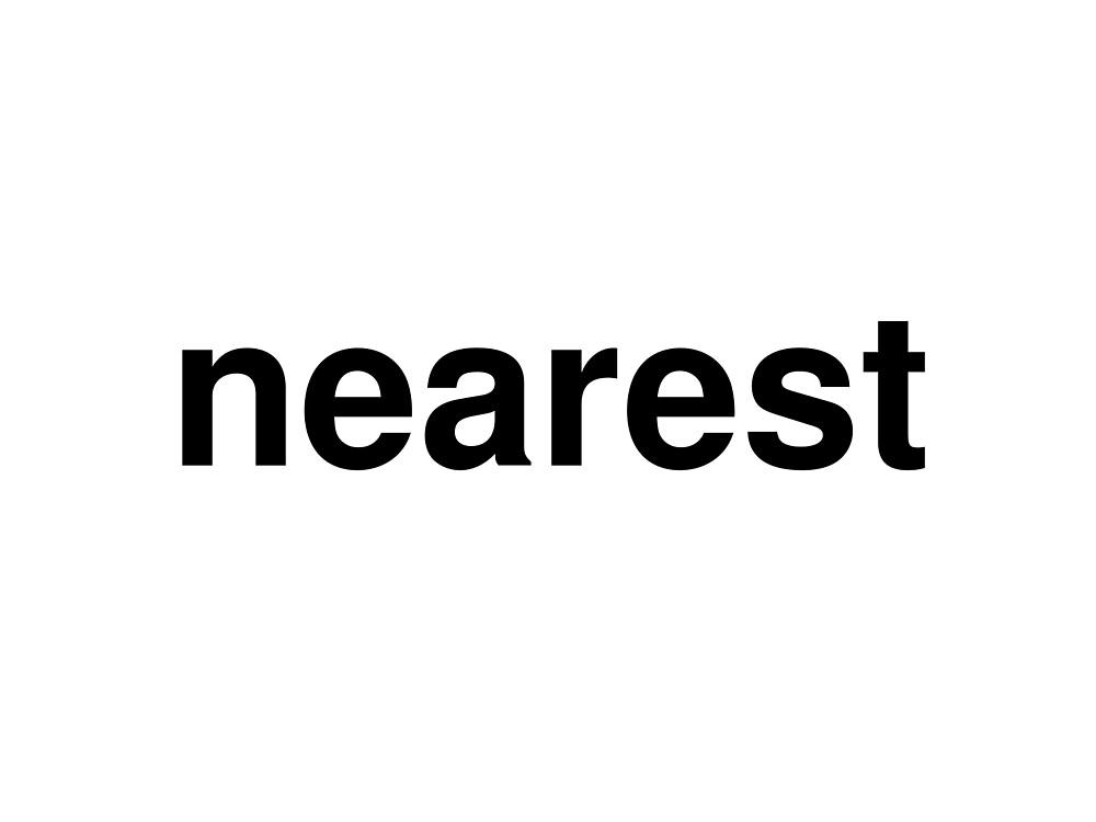 nearest by ninov94