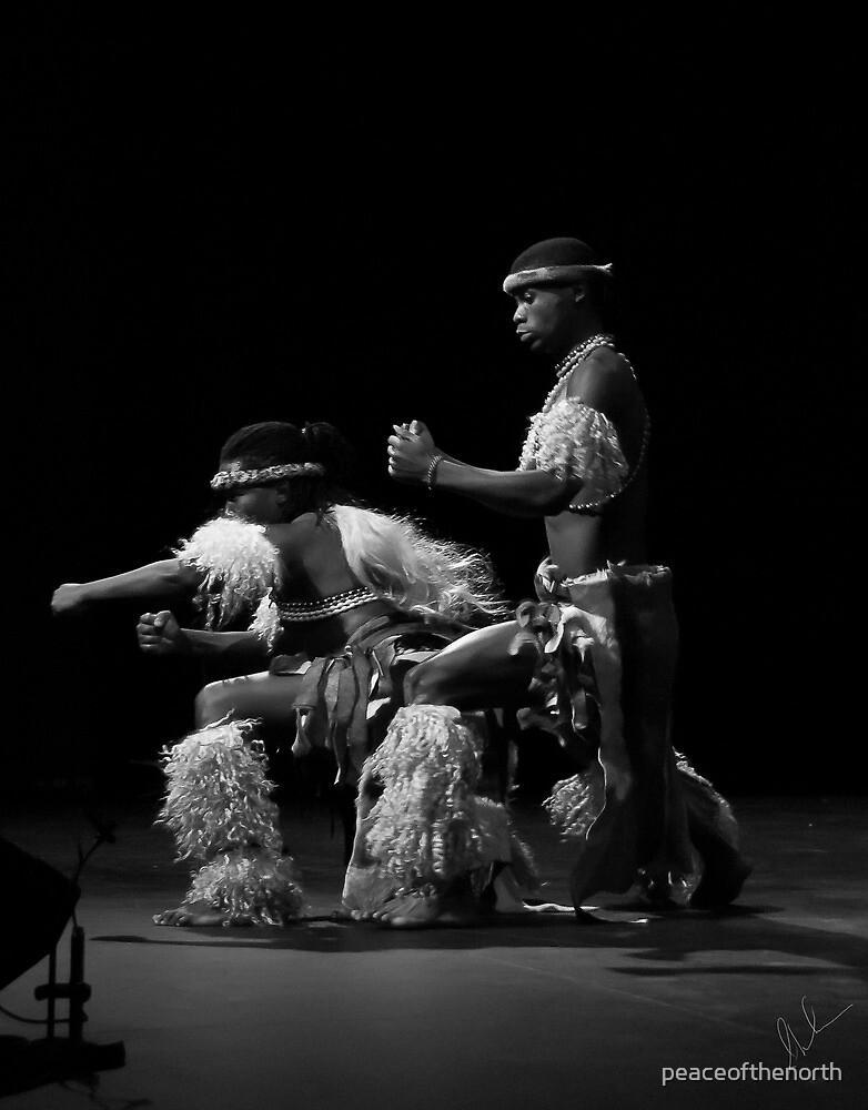Memeza Zulu Dancers by peaceofthenorth