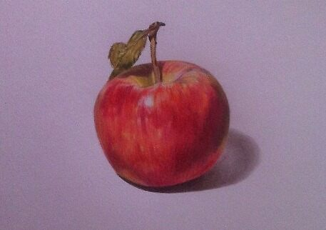 Apple by graceziino