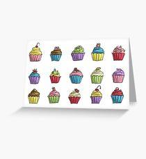 Card: Cupcakes Greeting Card