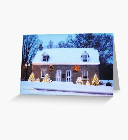 May Your Christmas Time Be Bright Greeting Card