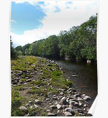 woolingham river walk (weardale) Poster