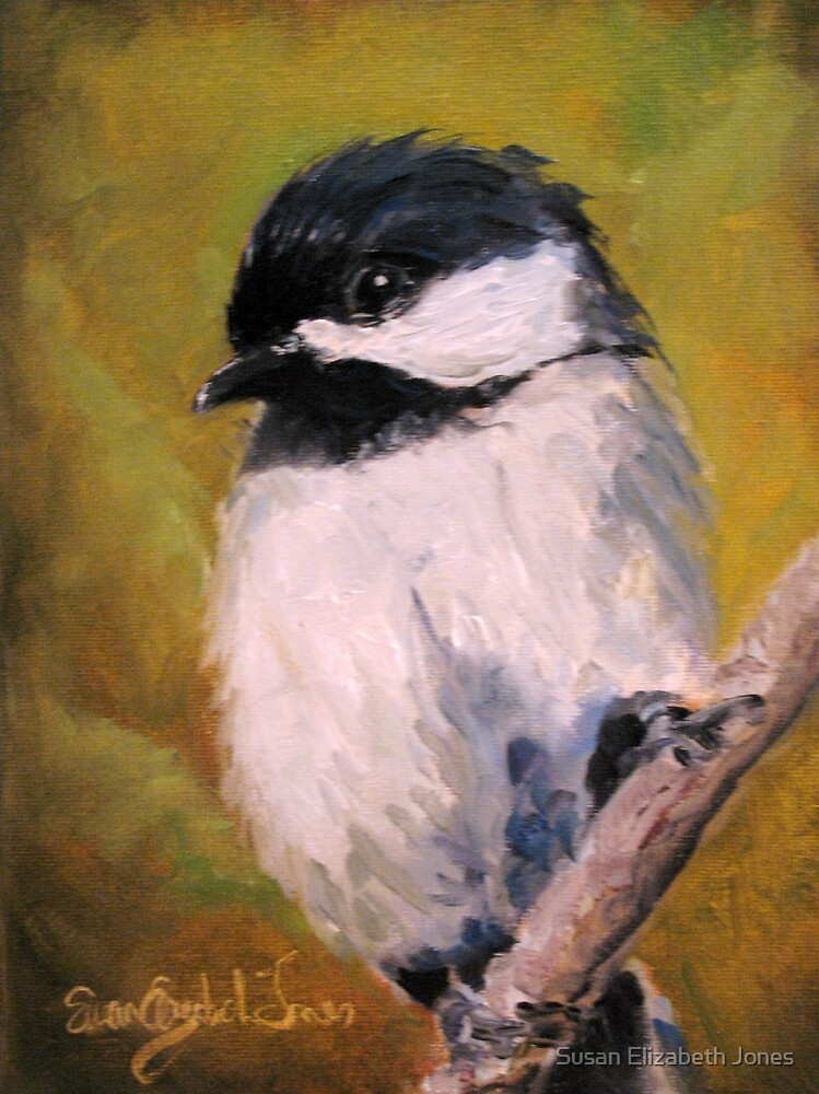 Chickadee by Susan Elizabeth Jones
