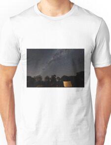 The Hills Hoist By Night Unisex T-Shirt