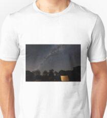 The Hills Hoist By Night T-Shirt