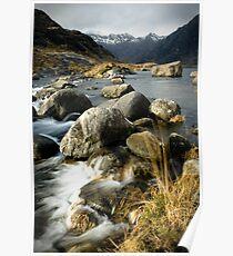 Scavaig River Poster