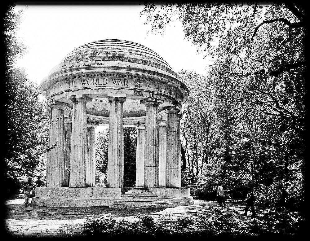 WW I Memorial by BrianKGrayPhoto