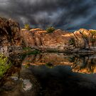 Dells Reflect by Bob Larson